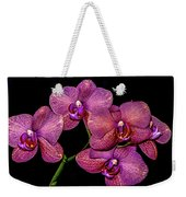 Orchids In Bloom Weekender Tote Bag