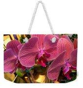 Orchids In Bloom Weekender Tote Bag
