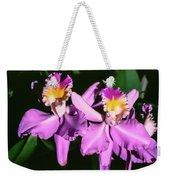 Orchids In Costa Rica Weekender Tote Bag