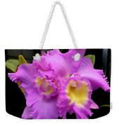 Orchids In Fuchsia  Weekender Tote Bag