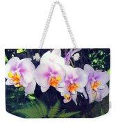Orchids Of Hawaii Weekender Tote Bag