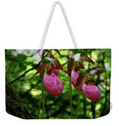 Orchids On The Ma At Weekender Tote Bag