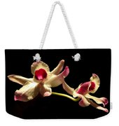 Orchids Only Weekender Tote Bag