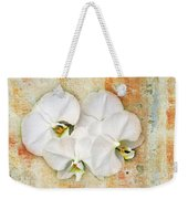 Orchids Upon The Rough Weekender Tote Bag
