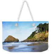 Oregon - Beach Life Weekender Tote Bag