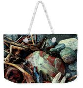 Oregon Beach Treasures #2 Weekender Tote Bag