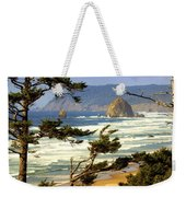 Oregon Coast 15 Weekender Tote Bag