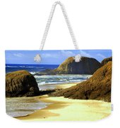 Oregon Coast 18 Weekender Tote Bag
