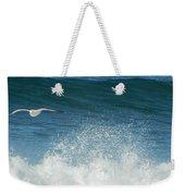 Oregon Coast Flying Seagull Weekender Tote Bag