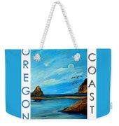 Oregon Coast Graphics Weekender Tote Bag