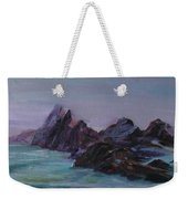 Oregon Coast Seal Rock Mist Weekender Tote Bag