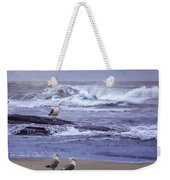 Oregon Coastal Morning Weekender Tote Bag