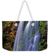 Oregon Falls Weekender Tote Bag