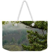Oregon Fir Washington Forest Weekender Tote Bag