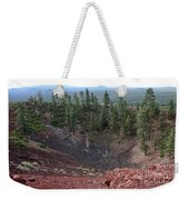 Oregon Landscape - Crater At Lava Butte Weekender Tote Bag