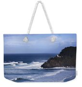 Oregon Lighthouse Weekender Tote Bag