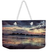 Oregon Sunset Weekender Tote Bag