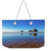 Oregons Rocky Coast Weekender Tote Bag
