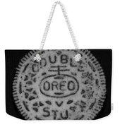 Oreo In Matte Finish Weekender Tote Bag