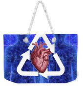 Organ Donation Weekender Tote Bag