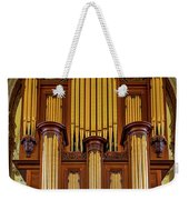 Organ Pipes Weekender Tote Bag