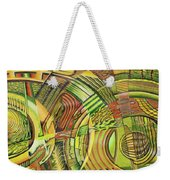 Organical Mechanical Weekender Tote Bag