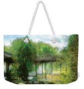 Orient - Bridge - Chinese Bridge  Weekender Tote Bag