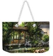 Orient - Bridge - The Bridge Weekender Tote Bag