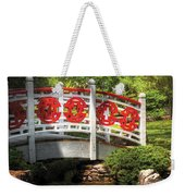 Orient - Bridge - Tranquility Weekender Tote Bag