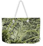 Oriental Garden Weekender Tote Bag