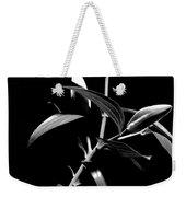 Oriental Lily Two Weekender Tote Bag