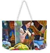 Oriental Merchant Weekender Tote Bag