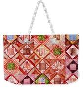 Oriental Patchwork Tapestry Weekender Tote Bag