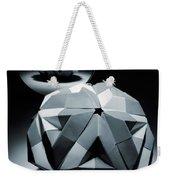 Origami Paper Sphere Weekender Tote Bag