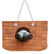 Original Female Pipe Weekender Tote Bag