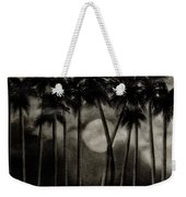 Original Moonlit Palm Trees  Weekender Tote Bag