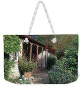 Original Ortega Adobe, Built In 1842 Weekender Tote Bag