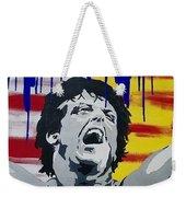 Original Painting Rocky Balboa Weekender Tote Bag