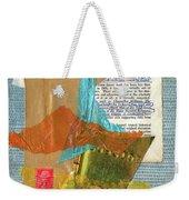 Origins Of Civilization Weekender Tote Bag