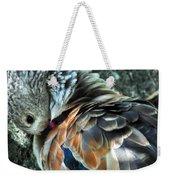 Orinoco Goose  Weekender Tote Bag