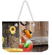 Oriole N Finch Weekender Tote Bag