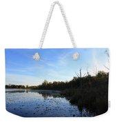 Orion's Lake At Sunset Weekender Tote Bag