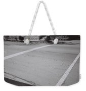 Ormsby Ave. 7 Bw Weekender Tote Bag