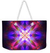 Ornament Of Light Weekender Tote Bag