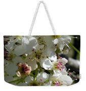 Ornamental Pear Weekender Tote Bag