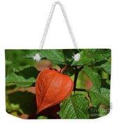 Ornamental Physalis Weekender Tote Bag