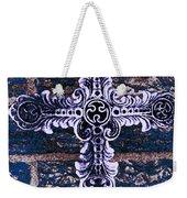 Ornate Cross 2 Weekender Tote Bag