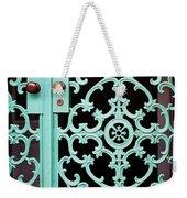 Ornate Doors Weekender Tote Bag