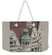 Ornately Oxford Weekender Tote Bag