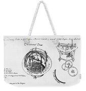 Orrery By Stephen Hales, 1705 Weekender Tote Bag